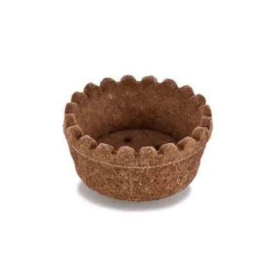Tartellette frolla burro cacao mignon