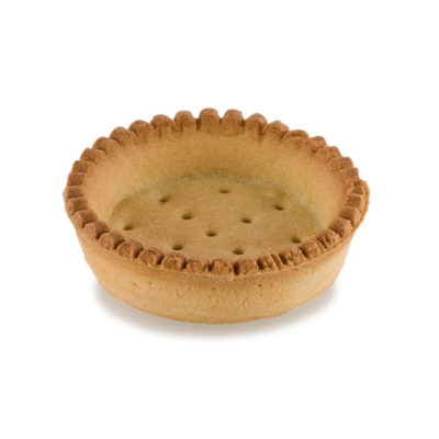 Sweet shortcrust pastry tart-large