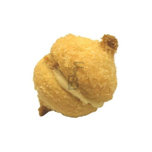 Baci di dama - mandorle e cocco