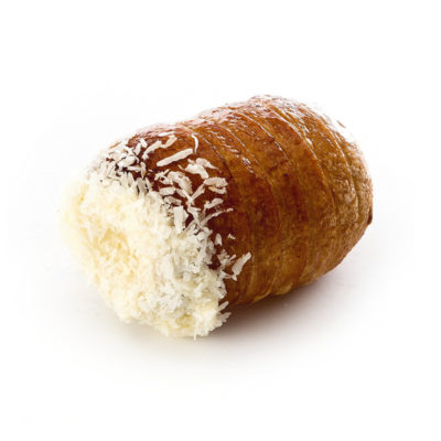 Cannoli sfoglia - crema bianca