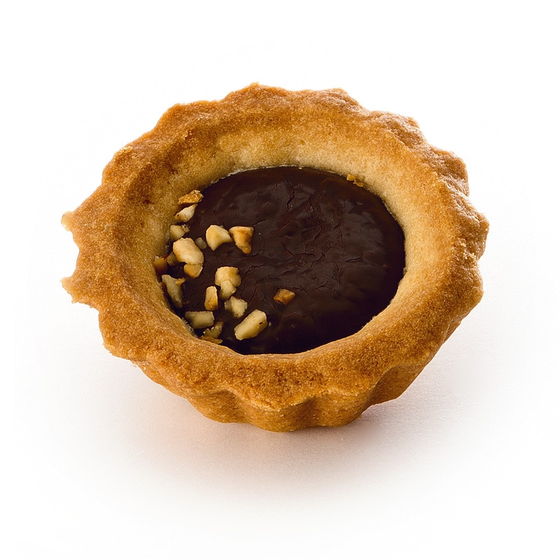 Cestino frolla cacao