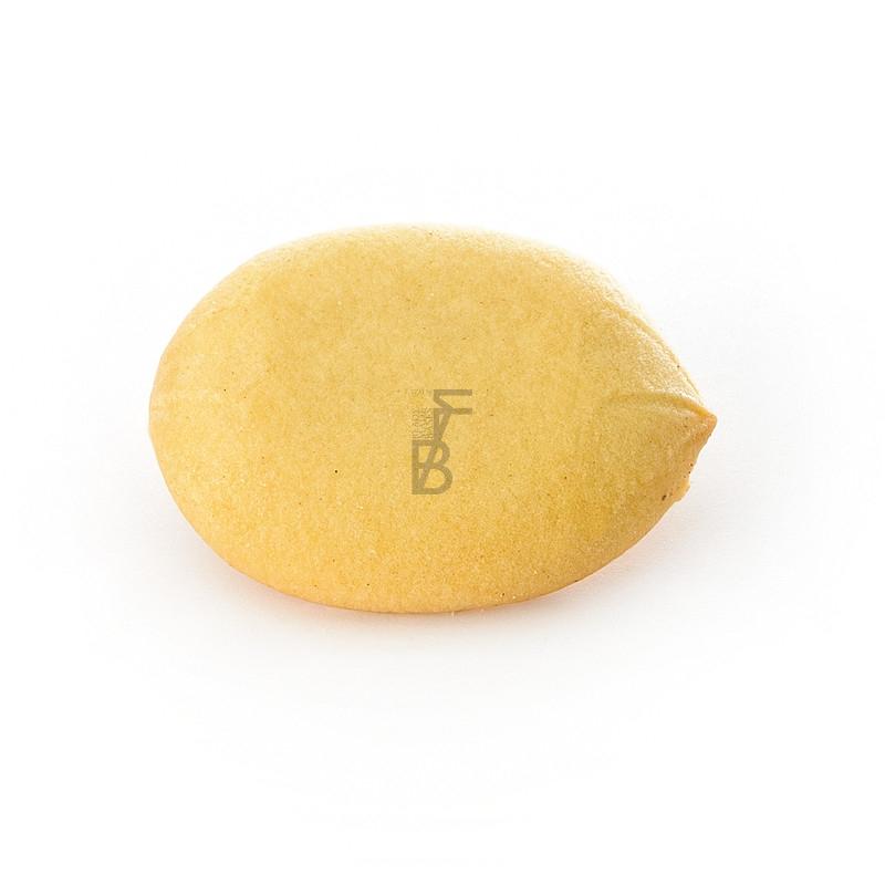lingua di gatto ripiena di crema al limone