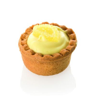 Tartellette micro - crema limone