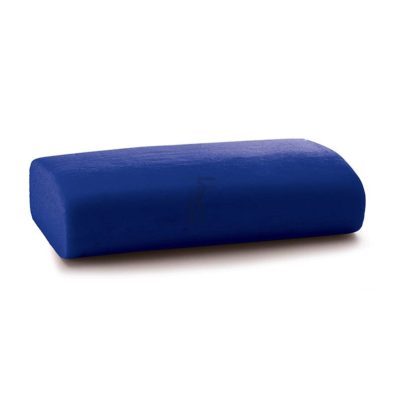 Pasta di zucchero blu scuro