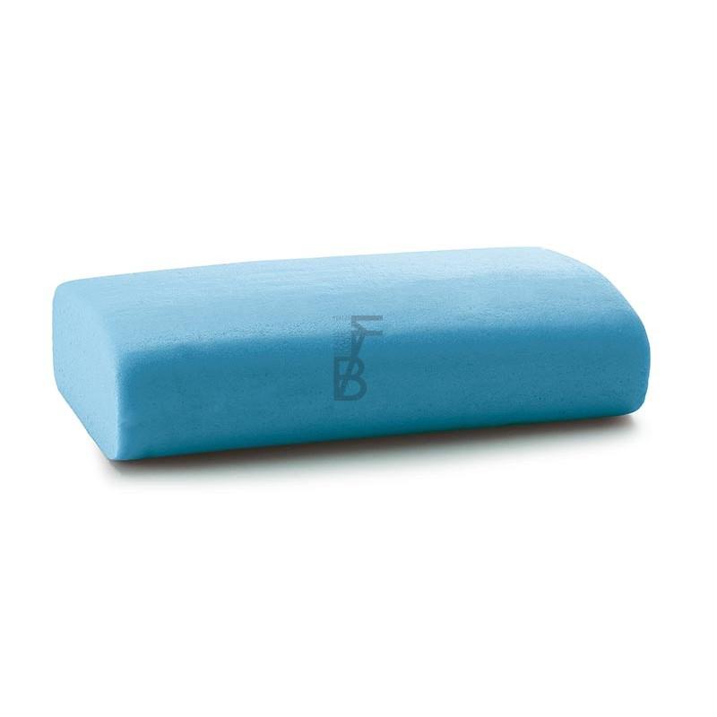 Pasta di zucchero azzurro cielo