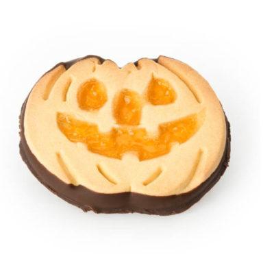 Zucche di halloween glassate - albicocca