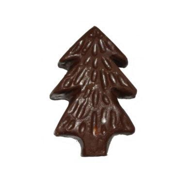 Alberi di natale cioccolato
