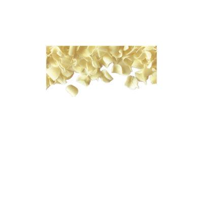 Riccioli cioccolato bianco