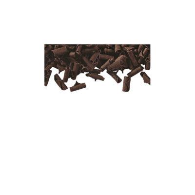 Riccioli cioccolato fondente
