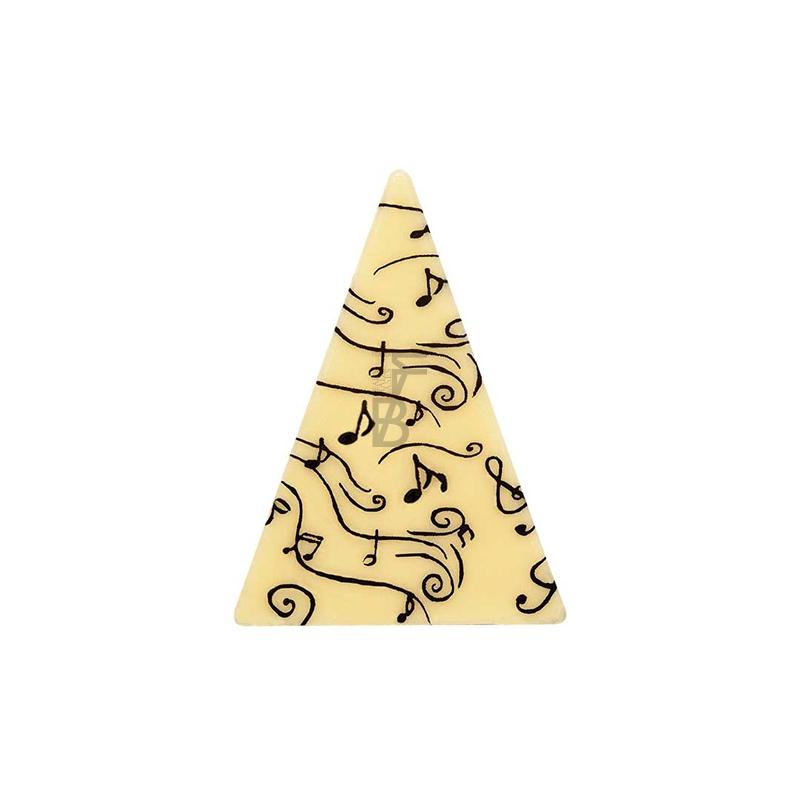 Triangoli sinfonia cioccolato bianco