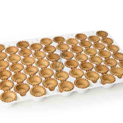 Tartellette brisé micro - blisterate